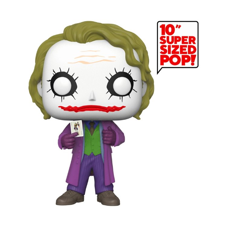 "Фигурка Funko POP! Vinyl: DC: 10"" Joker 47827"