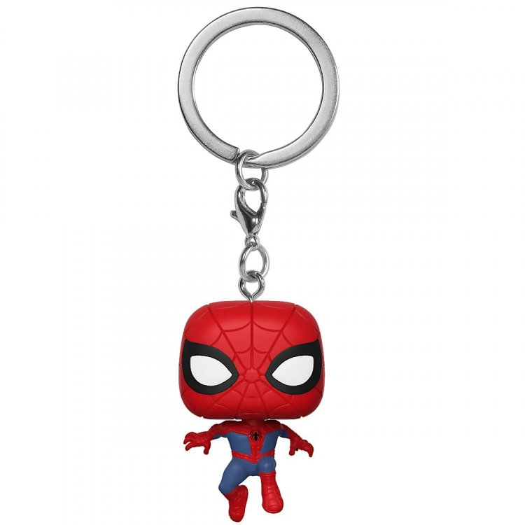 Брелок Funko POP! Keychain Animated Spider-Man: Spider-Man