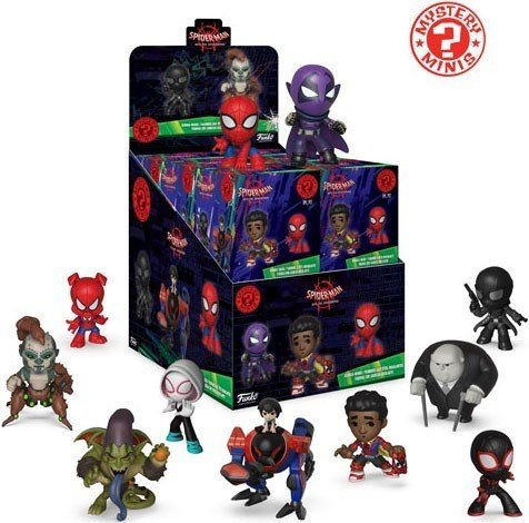 Funko Mystery Minis Marvel Animated Spider-Man